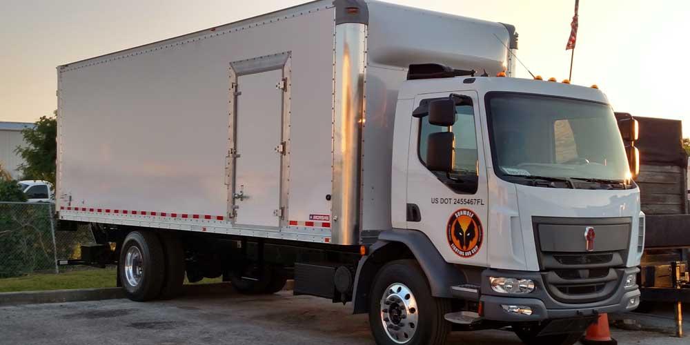 grip truck